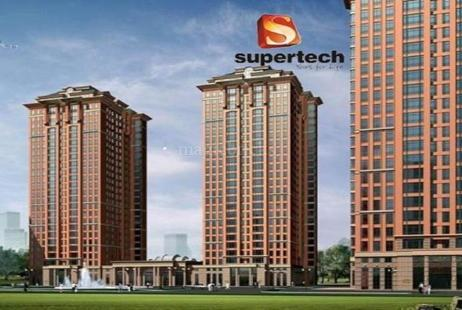 Supertech Hill Town - New Project
