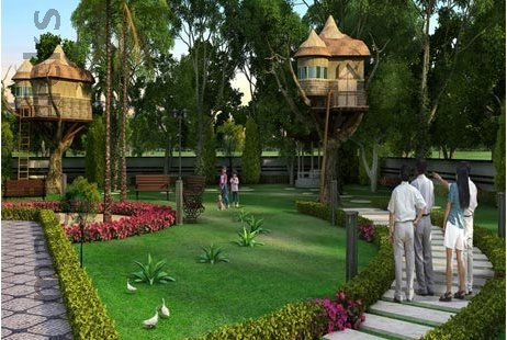 Residential Plot in The Empire at Kanpur road-Image