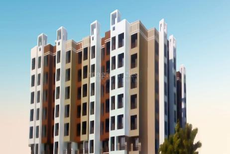 2 BHK Multistorey Apartment in Trimurti Residency at Badlapur-Image
