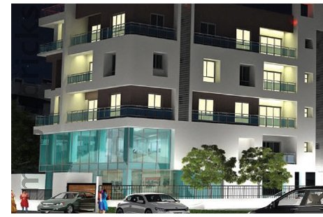 2 BHK Multistorey Apartment in Uptown One at Behala-Image