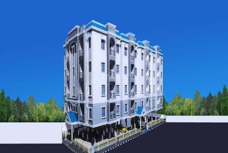 2 BHK Residential House in VRR Residency Apartments at Marathahalli-Image