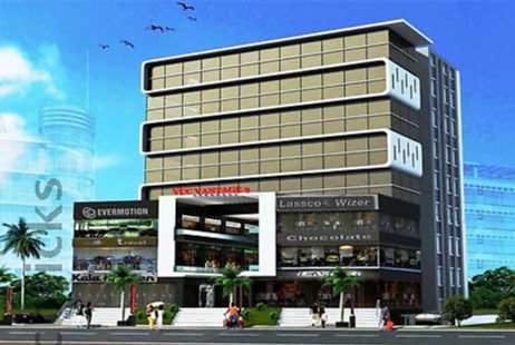 Commercial Office Space in Vantage 9 at Baner-Image