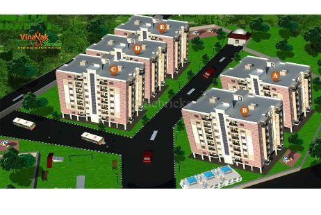3 BHK Multistorey Apartment in Vinayak Garden at Adityapur-Image