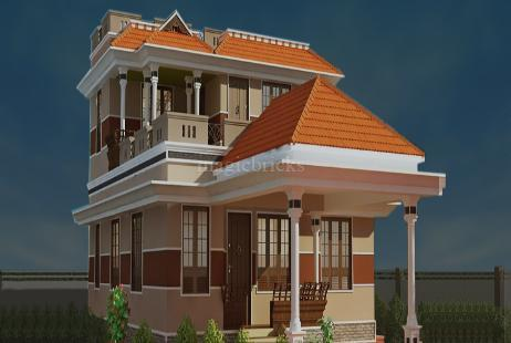 Residential Plot in Vrindavan County at Faizabad Road-Image