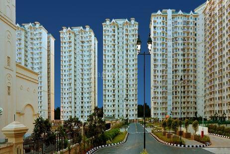 Residential Plot in DLF Gardencity at NH-3-Image