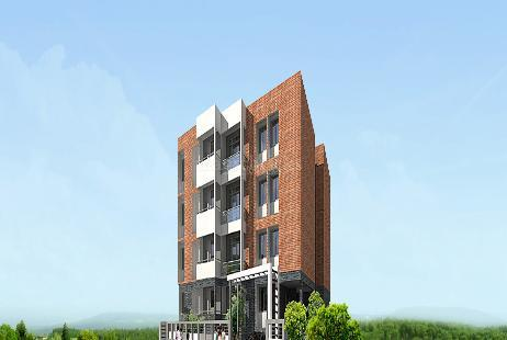 3 BHK Multistorey Apartment in Gopalan Admirality Royal at Indira Nagar-Image