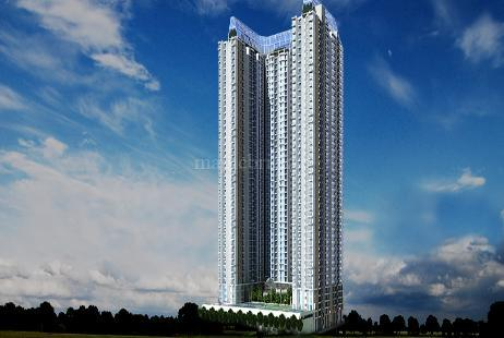 2 BHK Multistorey Apartment for Sale in Nirmal Lifestyle Centre Court at Mulund East-Image