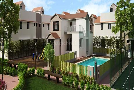 Residential Plot in Pratham Meadows at Vasna-Bhayli Road-Image