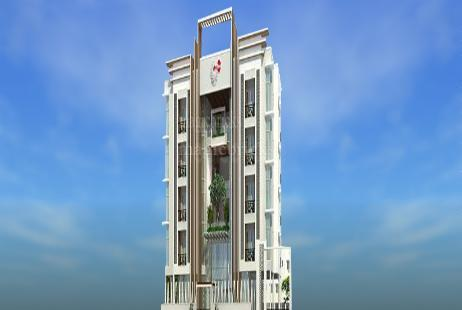 3 BHK Multistorey Apartment in RAMS Sarovar at Medavakkam-Image