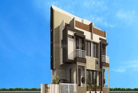 4 BHK Residential House in Shree Hari Residency at Vasna-Bhayli Road-Image