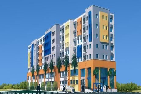 1 BHK Multistorey Apartment for Sale in Akashdeep at Barrackpore-Image
