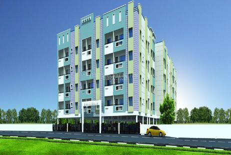 2 BHK Multistorey Apartment for Sale in SLV Orchid at Yelahanka New Town-Image