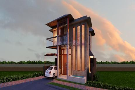 3 BHK Villa for Sale in Ananthara Villa at Tumkur Road-Image