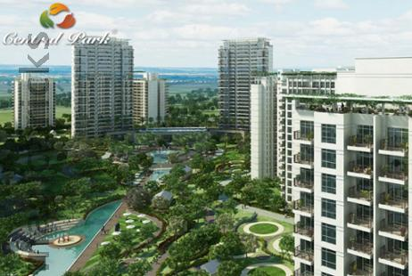 1 BHK Multistorey Apartment in Central Park 3 at Sohna Road-Image