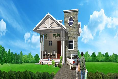 Residential Plot in Chinarr Nivaasaa at Airport Road-Image