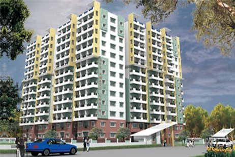 3 BHK Multistorey Apartment in HSR Amrut Akash at L.B. Nagar-Image