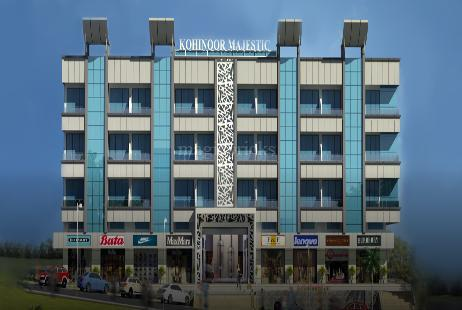 Commercial Shop in Kohinoor Majestic at Chinchwad, Pimpri Chinchwad-Image