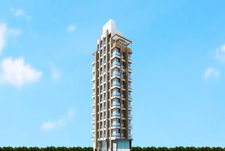 2 BHK Multistorey Apartment in Navkar Bhagyayog at Borivali West-Image