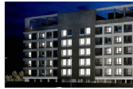 2 BHK Multistorey Apartment for Sale in Alassio Ressidency at Ravet, Pimpri Chinchwad-Image