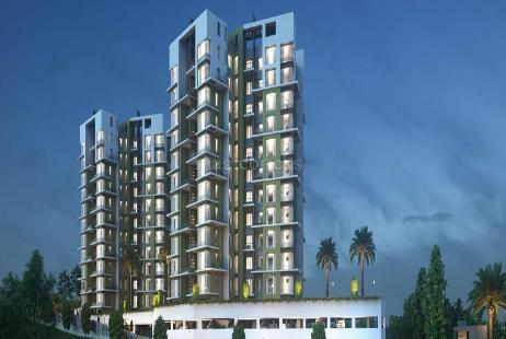 2 BHK Multistorey Apartment in Mont Vert Belbrook at Bhugaon, Bavdhan-Image