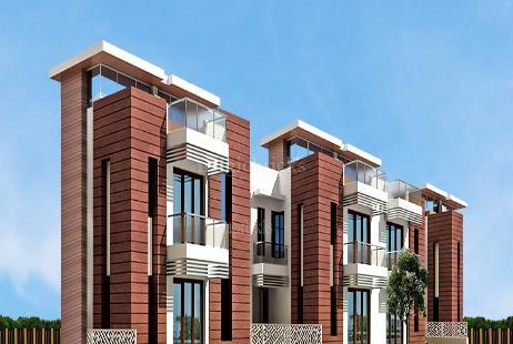 4 BHK Residential House in Rose Ville at Pakhowal Road-Image