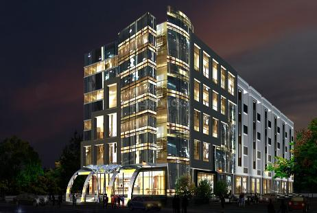 Commercial Showroom in Pragati Plaza at Electronic City-Image