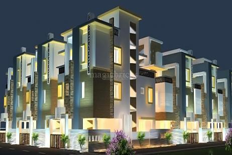 4 BHK Villa in Sakthi Galleria Royale at GV Residency-Image