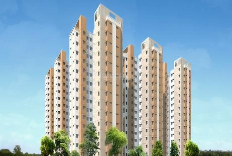 2 BHK Multistorey Apartment in Century Indus at Rajarajeshwari Nagar-Image