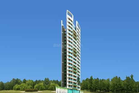2 BHK Multistorey Apartment for Sale in Meeras Empire at Goregaon West-Image