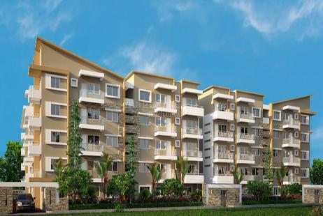 3 BHK Multistorey Apartment in Sai Charita Green Oaks at Horamavu-Image
