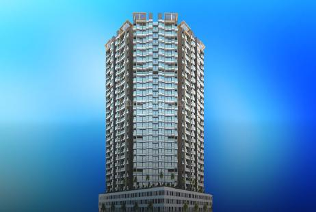 3 BHK Multistorey Apartment in The Palm View at Ghansoli-Image