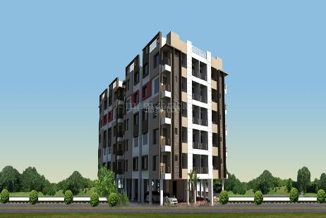 2 BHK Residential House in Chandramani Residency at Chandkheda-Image