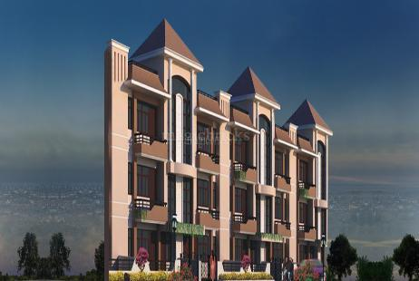 Residential Plot in Omaxe Green Meadow City at Alwar Bypass Road-Image