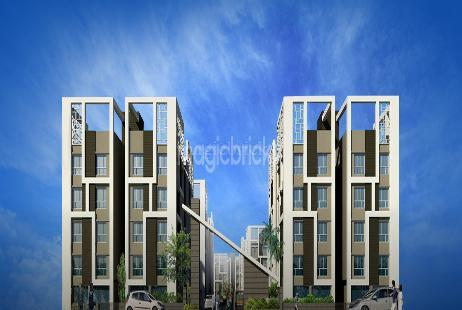 3 BHK Residential House in Atri Green Valley at Rajpur Market, Rajpur-Image