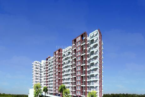 1 BHK Multistorey Apartment in Utsav Homes Bhosari at Bhosari-Image
