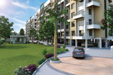 2 BHK Multistorey Apartment in Bellazio at Undri-Image