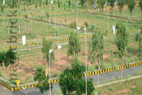 Residential Plot in Golden County at Rampally-Image