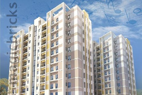 2 BHK Multistorey Apartment in Symphony Towers at Behala-Image