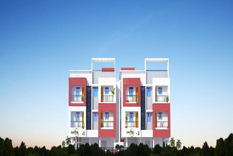 3 BHK Multistorey Apartment in Maples Park at Valasaravakkam, Arcot Road-Image