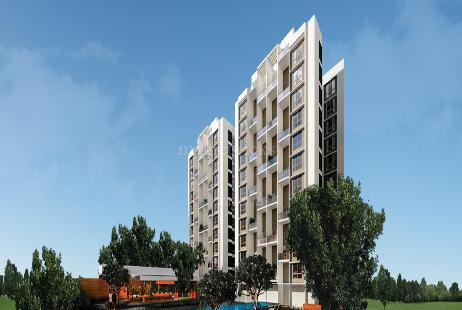 2 BHK Multistorey Apartment in Marvel Izara at NIBM Road-Image