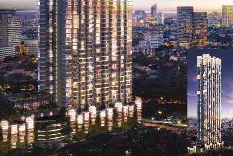 Lodha The Park - New Project