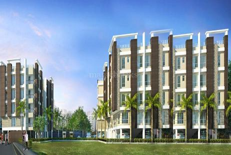 3 BHK Multistorey Apartment in Cosmopolis at Patuli-Image