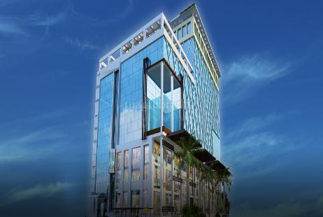 Commercial Shop in Felix Square. at Sushant Golf City-Image