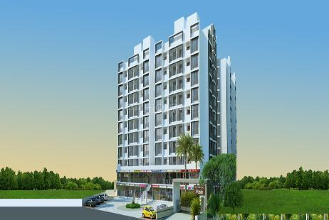 2 BHK Multistorey Apartment in Sahajanand Oasis at Memnagar-Image