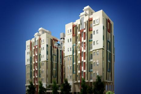 4 BHK Multistorey Apartment in Akchat Laxmi Garden at Howrah-Image