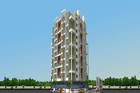 2 BHK Multistorey Apartment in Satyam Shrey at Bavdhan-Image