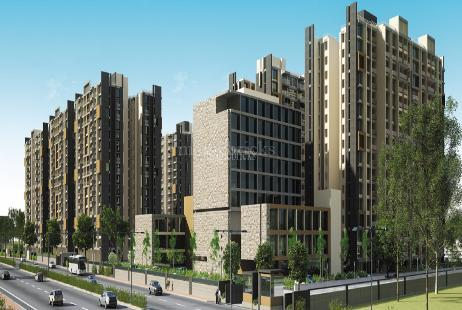 1 BHK Multistorey Apartment in Apollo DB City at Nipania-Image