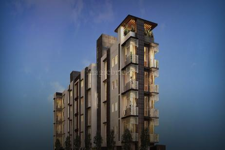 3 BHK Multistorey Apartment in BBCL Ananya at Velachery-Image