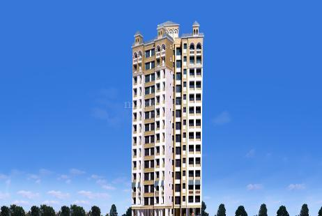1 BHK Multistorey Apartment in Suncity Complex at Central Area-Image