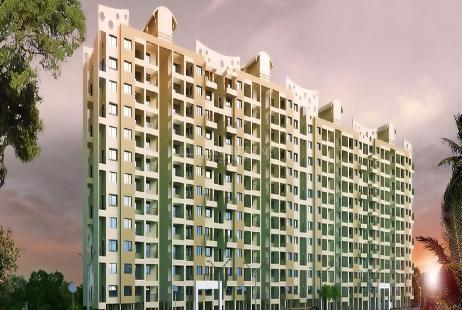 2 BHK Multistorey Apartment in Welworth Tinseltown at Bavdhan Khurd, Bavdhan-Image